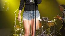 Lana Del Rey's show was sold out. (Owen Sweeney/Invision/AP)