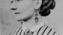 The real Ellen Ternan, Charles Dickens's much-younger long-time mistress, and the title character in the new film The Invisible Woman.