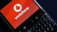 Vodafone, with 407 million customers globally, is in a better position than many rivals, thanks to its strong position in faster-growing U.S. and emerging markets. (SUZANNE PLUNKETT/REUTERS)