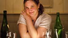 Julie Powell's racier memoir may cause 'psychic whiplash,' she says. (Michael Falco)