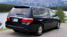 2005 Honda Odyssey (Jeremy Cato/Jeremy Cato for The Globe and Mail)