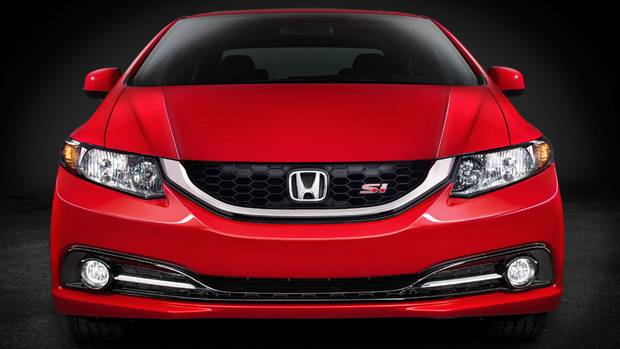 2013 Honda Civic Si Sedan (Honda)