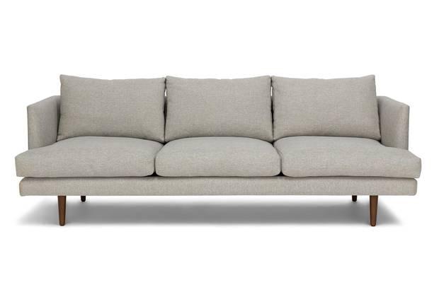 Burrard sofa in Seasalt Gray, $1549 at Article (article.com).