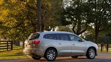 2013 Buick Enclave (General Motors)