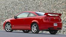 2007 Chevrolet Cobalt SS (General Motors)