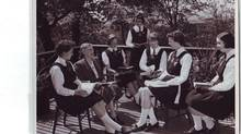 An archival picture from Miss Edgar's and Miss Cramp's School (ECS) for girls in Montreal. (Courtesy Miss Edgar's and Miss Cramp's School)