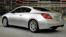 2008 Nissan Altima Coupe (Nissan)