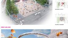 Vancouver Art Gallery Design Concept: Plalo Ring