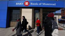 Bank of Montreal is bringing historic low mortgage rates back into the market, only a few weeks after it and several other lenders pulled similar discounts, amid concerns over collapsing profit margins. (Deborah Baic/The Globe and Mail/Deborah Baic/The Globe and Mail)