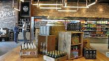 Liberty Village Beer Boutique, a pilot project for The Beer Store smaller than the regular stores on Lynn-Williams St., Toronto, June 14, 2011. Photo by: Fernando Morales/The Globe and Mail (Fernando Morales/The Globe and Mail)