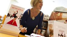 Author and leadership expert Michelle Ray says leadership begins with personal values. (Peter Power/The Globe and Mail)