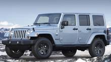 2012 Jeep Wrangler Unlimited Arctic (Chrysler)