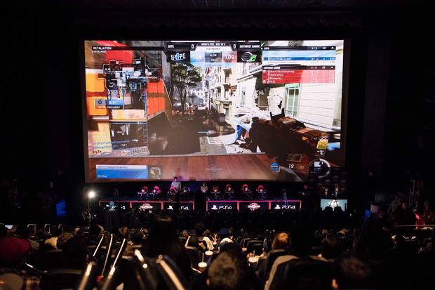 Canada's top gamers are scoring big money in professional tournaments