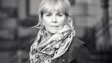 For Kate Atkinson, 'it's writing or it's family.' (Random House)