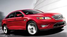 2011 Ford Taurus SHO (Ford Motor Company Ford)