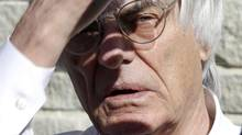 Bernie Ecclestone, president and CEO of Formula One Management (David J. Phillip/The Associated Press)