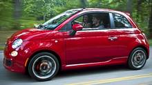 2012 Fiat 500 (Barry Hathaway/Chrysler)