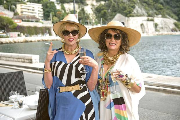 Ab Fab's Bolly-infused ways could soon be a dated notion.