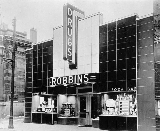Robbins Drug in Saint John, N.B.