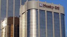 The Husky Energy tower in Calgary. (Jeff McIntosh/THE CANADIAN PRESS)