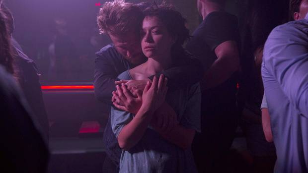 The Other Half, starring Tatiana Maslany and Tom Cullen, follows the troubled romance of a bipolar woman