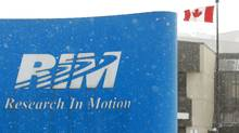 The headquarters of Research In Motion Ltd. in Waterloo, Ont. (NSD/Associated Press)