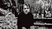 Famous slobs include artist Francis Bacon. (PETER STARK/EPA)