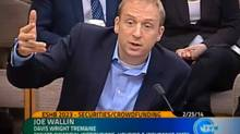 Joe Wallin, a Seattle-based attorney, crafted an equity crowdfunding bill for Washington state. (TVW)