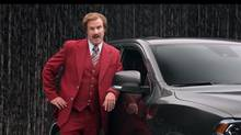 Will Ferrell as the spokesman for Chrysler. (Chrysler)
