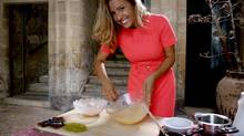 Kylie Flavell stars in When Patrick Met Kylie: An Italian Food Love Affair.
