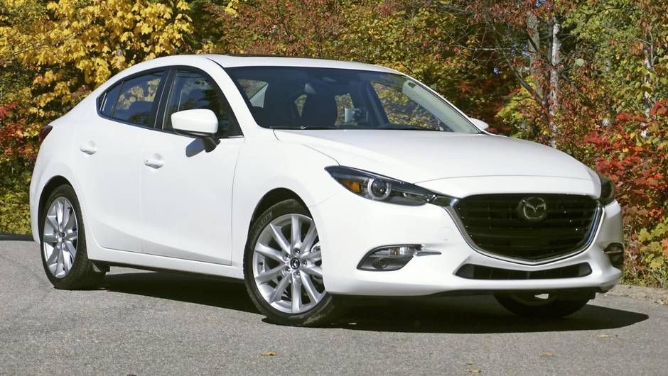Review 2017 Mazda3 Is A Treat To Drive But Falls Short On E
