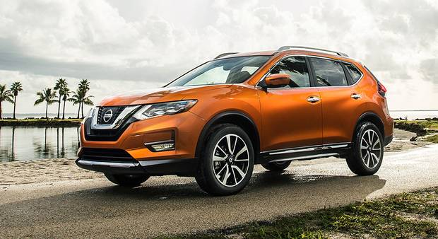 2017 Nissan Rogue SV All Wheel Drive