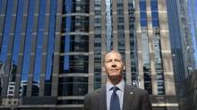 John Rogers of the CFA Institute (Kevin Van Paassen/The Globe and Mail)