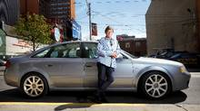 A lot of people will tell you they don't need a car as an extension of themselves. That may be true of some people, but I think for a lot of other people it's envy. They settle for a car they can afford. -- Gord Martineau (Charla Jones/Charla Jones/THE GLOBE AND MAIL)