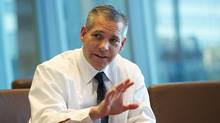 TransCanada President and CEO Russ Girling . (TODD KOROL/TODD KOROL/REUTERS)