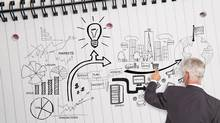 The few companies that thrived all embarked on a second chapter, focused on growth and innovation. (Thinkstock)