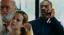 """Screen grab from the online trailer for the new comedy """"A Thousand Words,"""" starring Eddie Murphy"""