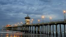 Huntington Beach Pier. (hlem/Getty Images/iStockphoto)