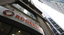 Rogers Communications Inc. is squaring off in court with Canada's Competition Bureau, which claims Rogers' Chatr ads were false and misleading. Rogers vehemently disagrees. (MARK BLINCH/REUTERS)