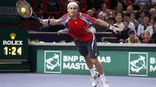 David Ferrer of Spain (STRINGER/FRANCE/REUTERS)