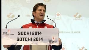 Sochi: Canada's Men's Olympic Hockey Team Unveiled In Toronto