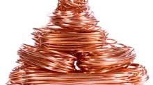 Copper wire (Dmitry Gool/Getty Images/iStockphoto)