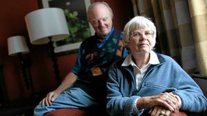 Barbara and Gary Grais have been doing their best to cope since she was diagnosed with the illness in 2004.