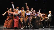 A scene from Ragtime. (Emily Cooper, The Shaw Festival)