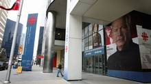 The Canadian Broadcasting Corp., with its national headquarters in Toronto, receives $1.1-billion in public funding each year. (Charla Jones/Charla Jones/The Globe and Mail)