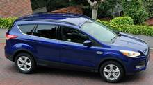 The Escape has been one of the top choices in the crossover category for many years and this 2013 edition should keep it there. (Ford)