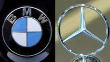 "As BMW and Mercedes-Benz fight it out for this year's sales crown, the ""luxury market"" has never been so competitive."