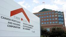 The Canada Mortgage and Housing Corporation (CMHC) complex in Ottawa on Thursday Oct. 9, 2008. (Sean Kilpatrick/The Globe and Mail)