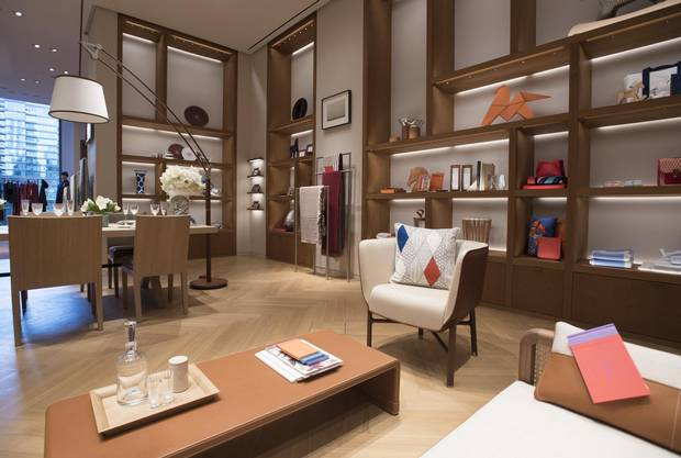 Hermès has expanded its online offerings in recent years to include home-decor items, handbags, jewellery and clothing.