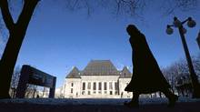 """I think that the SCC selection process has failed to garner muh public interest,"" says Adam Dodek, a University of Ottawa law professor who watches the Supreme Court closely. (Adrian Wyld/The Canadian Press/Adrian Wyld/The Canadian Press)"